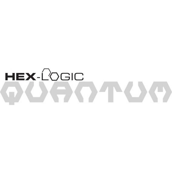 Chemical Guys BUFX114HEX5 - Hex-Logic Quantum Light-Medium Polishing Pad, White (5.5 Inch)