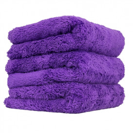 Mehr über Happy Ending Edgeless Microfiber Towel, Purple 40x40cm