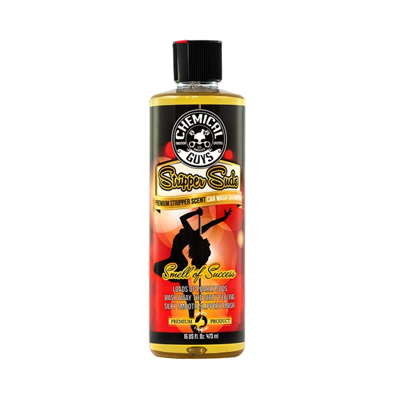 Chemical Guys CWS06916 - Stripper Suds Premium Stripper Scent Car Wash Shampoo - DeepGlosz | Professionelle Autopflege Produkte