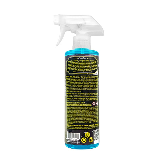 Chemical Guys SPI21416 - Wipe Out Surface Cleanser Spray