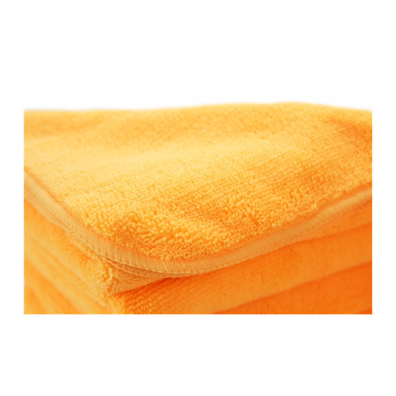 Chemical Guys MIC30303 - Orange Banger Extra Thick Microfiber Towel