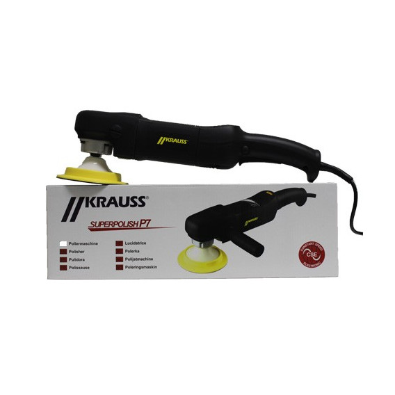 Krauss Tools SUPERPOLISHER P7 Rotations Polierer
