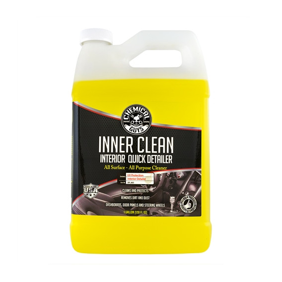 Chemical Guys SPI_663 - InnerClean - Interior Quick Detailer & Protectant