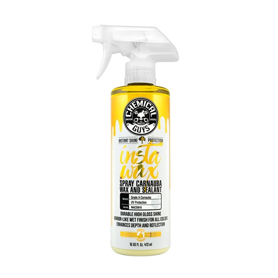 Chemical Guys WAC20916 - InstaWax Liquid Carnauba Shine and Protection Spray