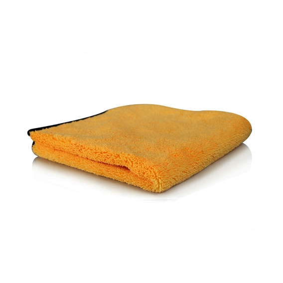 Chemical Guys MIC502 - Elite Ultra Plush Microfiber Towels with Microfiber Edges