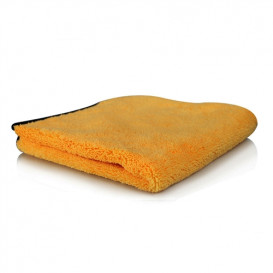 Elite Ultra Plush Microfiber Towels with Microfiber Edges