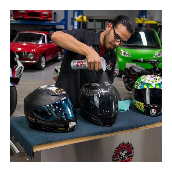 Chemical Guys MTO10316 - Helm- und Visierreiniger Clear Vision, Moto Line