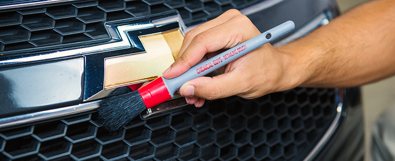Chemical Guys ACC601 - All in The Details Exterior Detailing Brushes