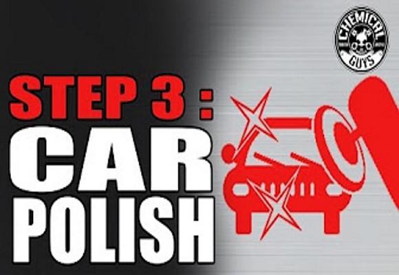 Step 3: Polieren